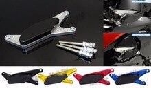 waase Engine Crash Pads Frame Sliders Protector For Suzuki GSXR 1000 GSXR1000 2003 2004 2005 2006 2007 2008