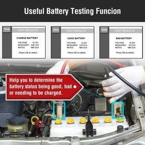 Image 3 - Autel AutoLink AL539B OBD2 Scanner Auto Code Reader OBDII Diagnostic Tool Battery Tester Electrical Test Automotive Tools OBD II
