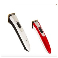 Rechargeable Hair Clipper Journey Hair Trimmer For Youngsters/Grownup Hair Chopping Machine With Comb Brush oil And Wire