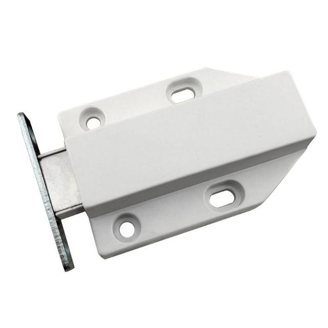 Noise Elimination Magnetic Attraction Gl Cabinet Door Hinge For Bar Cabinets Showcase Hardware Tool Stop