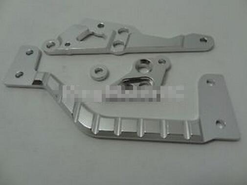 1/5 King Motor EX Aluminum HD Engine Mounts Fits HPI Baja 5B 5T 2.0 Rovan Buggy