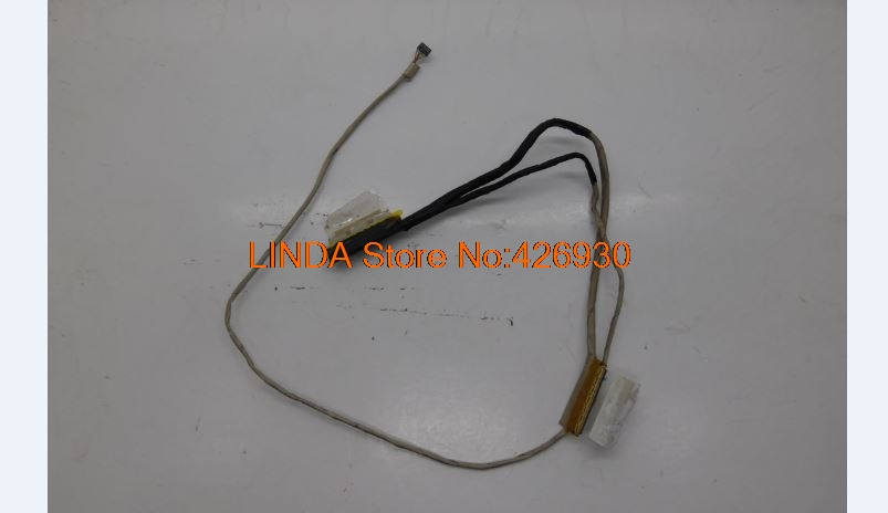 Laptop LCD Cable For ASUS X202 X202E S200 S200E DD0XJ7LC020 14005-00740400 new ddex8elc010 14005 01180400 lcd cable fit for asus x200ma x200m series laptop motherboard