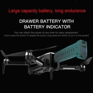Image 5 - Складной Дрон с высокой четкостью, электрически настраиваемый мини Квадрокоптер с аккумулятором большой емкости для съемки