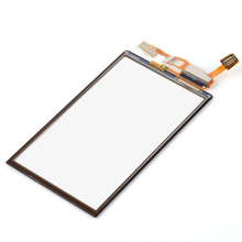 New Origianl Touch Screen For Sony Ericsson Xperia Neo MT15 MT15i Touch Digitizer Glass Black Color Free Shipping + Tracking NO.