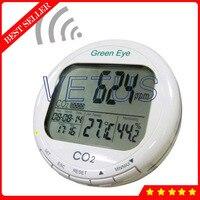 Az7798 AZ 7798 Крытый Цифровой термометр гигрометр co2 детектор углекислого газа с Диапазон измерения 0 ~ 9999ppm