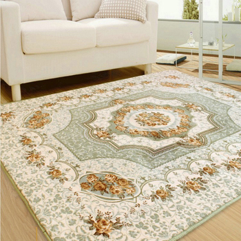 2018 NEW Chenille Living Room Europe Carpet Chair Yoga Mat Jacquard Sofa Floor Mats Doormat Rugs and Carpets for Home Decoration