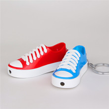 New style Butane gas lighters Peculiar Pendant canvas shoes