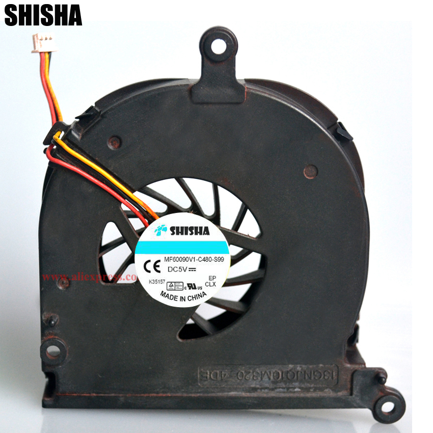 laptop fan for DELL Inspiron 1420 1400 PP26L cooling fan, Brand new genuine 1420 1400 notebook Graphics Card cooling fan cooler image