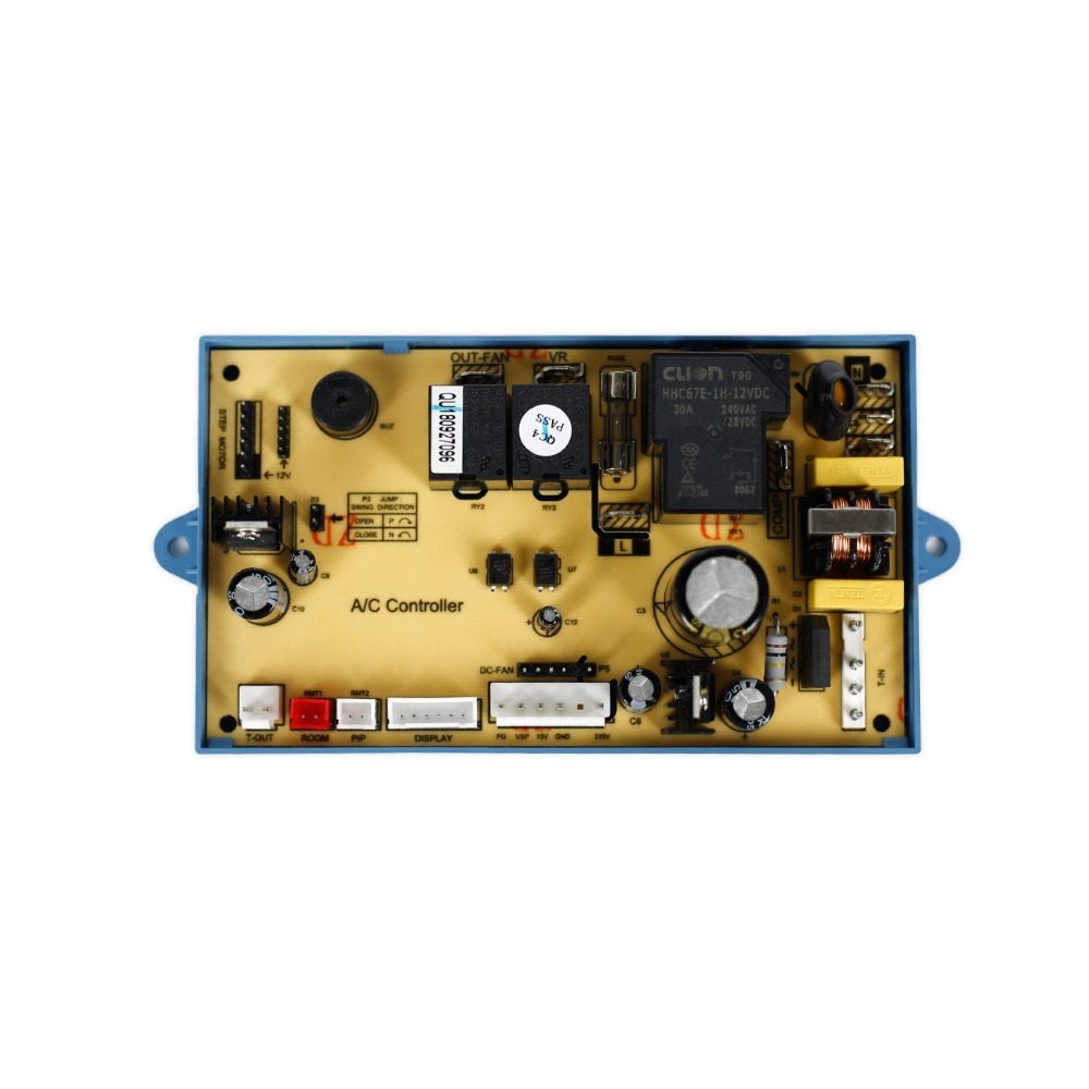 Universal DC Inverter control system for split air conditioner QD82 Drive  strong DC compressor/outdoor/indoor DC fan motor