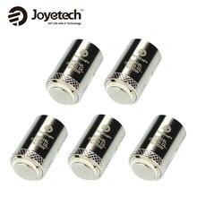 100% Original Joyetech NotchCoil DL Head 0.25ohm SS316L Coils for Cuboid Mini / Cubis Tank Atomizer 30W~70W e-Cigs 5pcs/Lot