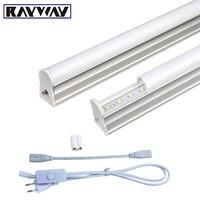 2PCS Set T5 Led Light Tube AC85 265V 2 5W Wall Lamps 2ft LED T5 Tube