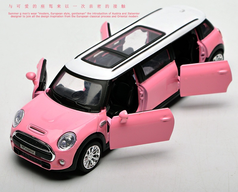 18cm Extended Car Model 1 32 Alloy Car Creative Design Wonderful