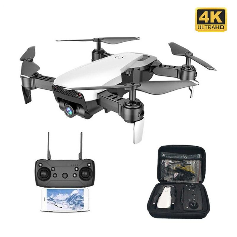 Teeggi M69G FPV RC Drone 4 K 1080 P caméra flux optique Selfie Dron pliable RC quadrirotor hélicoptère VS VISUO XS816 SG106 M70