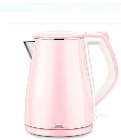Electric kettle 304 stainless steel kettles home boiler automatic power Safety Auto-Off Function electric kettle used to prevent automatic power failure stainless steel kettles safety auto off function