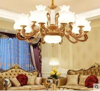 European chandelier air restaurant chandelier home retro lamp