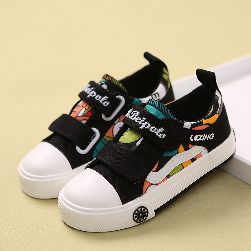 New brand Cool fashion 2017 children shoes high quality noble Spring/Summer kids sneakers hot sales baby boys girls shoes