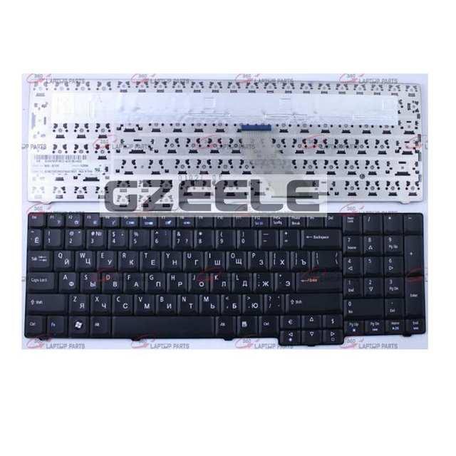 Русский для ACER Extensa 7630 7630 г 7630Z TravelMate 7320 7520 7520 г 7720 7720 г 7220 7220 г RU клавиатура ноутбука