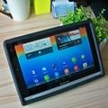 B8000 case, protección de caída de absorción de impactos resistente de silicona para lenovo yoga 10 b8080 10.1 tablet case