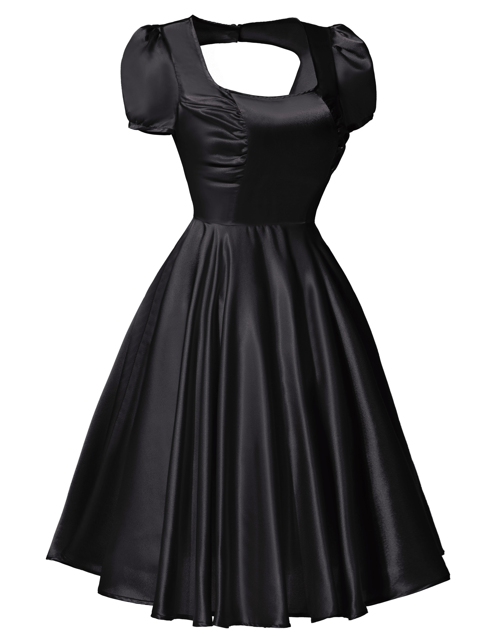 Clearance Vintage Style 50s 60s Tea Swing Pinup Retro Evening Party Picnic Dress