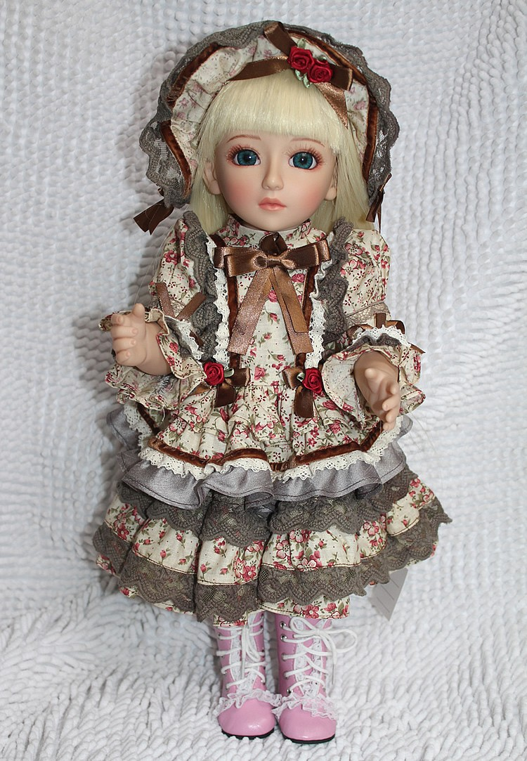 Beautiful SD/BJD doll 18inch top quality handmade doll poseable with joints and good for birthday present or children gifts uncle 1 3 1 4 1 6 doll accessories for bjd sd bjd eyelashes for doll 1 pair tx 03