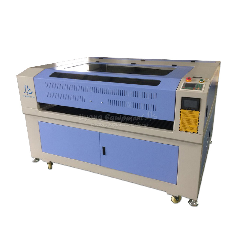 LY 1390 PRO CO2 CNC Laser Mix Cutting Machine 150W 180W 280W Engraving Metal Nonmetal Optional Off line Function