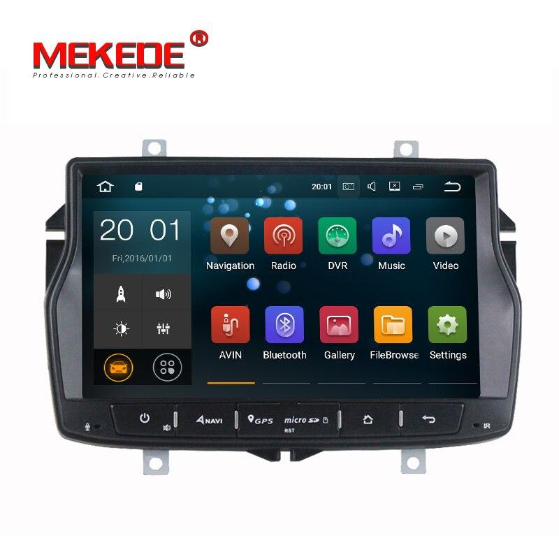 Lada spécial pour La Russie! Pur Android7.1 Voiture Multimédia Autoradio De Voiture stéréo Autoradio navigation GPS lecteur DVD pour Lada Vesta
