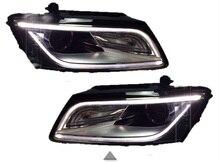 EMS,hid xenon,Q5 tail light,Bumper light for 2Pcs Headlights Q5 2009 2010 2011 2012 2013 2014 2015 2016 2017 2018 Q5 taillight