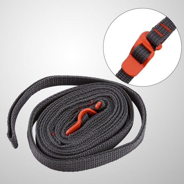High Quality travel luggage strap Durable Quick Release Outdoor tie down accessory straps baggage backpack belt