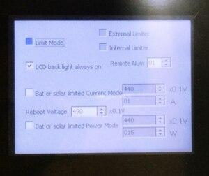 Image 5 - Onduleur solaire à grille avec capteur