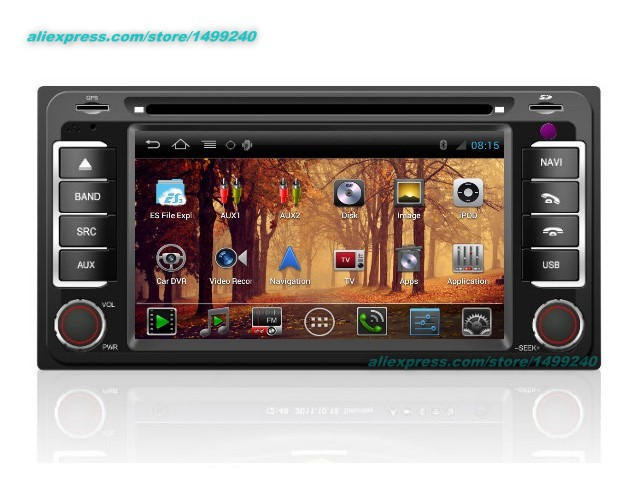 Discount Liandlee For Toyota Regius Ace 2004~2013 2 din Car Android GPS Navi Navigation Maps Radio CD Audio Video Stereo DVD Player 3