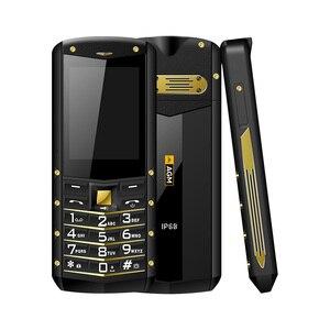 Image 4 - AGM M2 IP68 Waterdichte Mobiele Telefoon 1970mAh Grote Batterij Outdoor Mobiel 2G GSM 0.3MP Camera 2.4 inch Dual SIM Kaart Telefoon