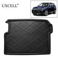 UXCELL Một Trong Ngẫu Nhiên Gửi PE + EVA Bọt Nhựa Non-Skid Cao Su Rear Trunk Tray Boot Lót Cargo Sàn Mat Đối Với BMW X3 2011 ĐẾN 2016