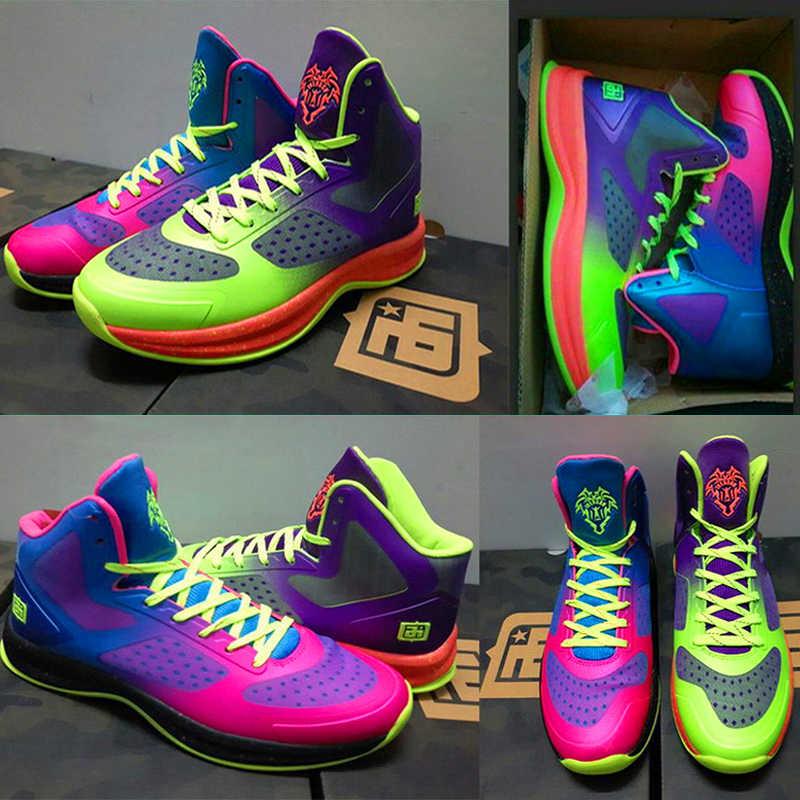 Новинка; оригинальные мужские и женские баскетбольные кроссовки; высокие дышащие баскетбольные кроссовки; женские ботильоны; уличные спортивные кроссовки; BAS1037A