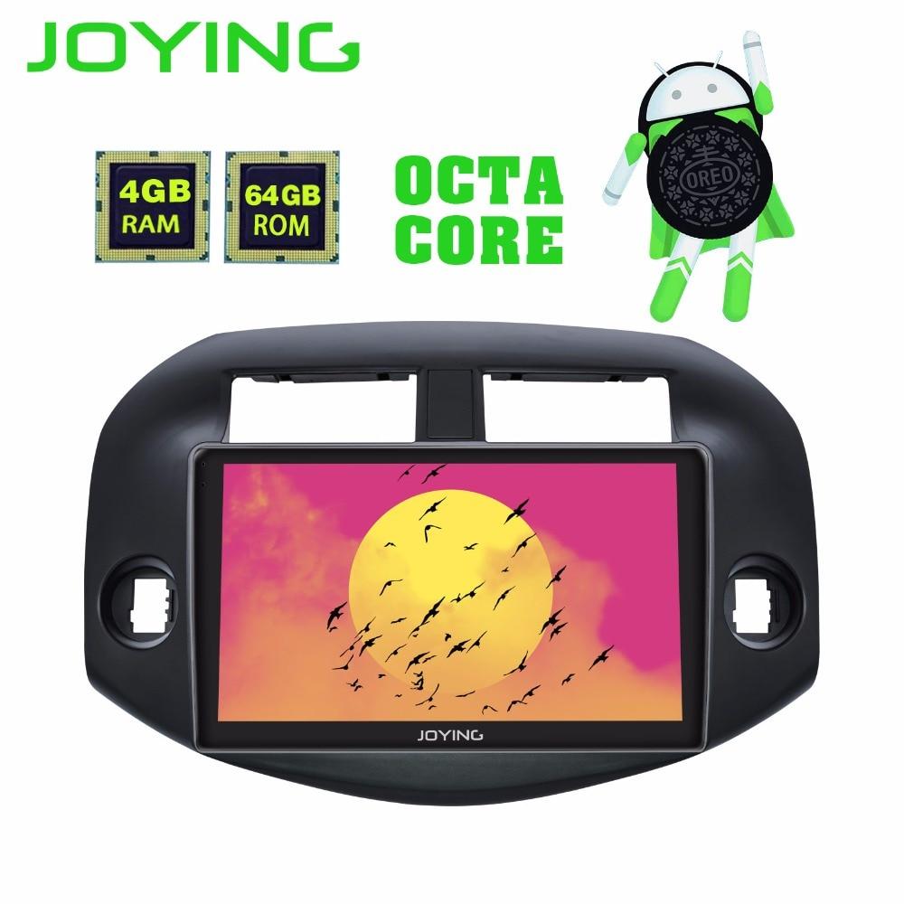 US $307 99 23% OFF|JOYING Android 8 1 2 din Car Radio GPS Navigation stereo  head unit 10 1