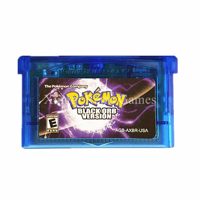 Nintendo GameboyAdvance Pokemon Series Video Game Second Compilation English Language Version