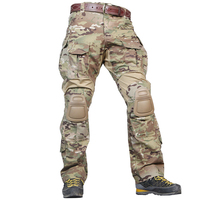 WOLF ENEMY G3 Combat Pants with Knee Pads Airsoft Tactical Trousers MultiCam Black CP Blue Gen3 Military Hunting Camouflage