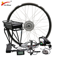 BAFANG 8fun Электрический велосипед комплект 36 в 48 в 250 Вт 350 Вт 500 Вт моторное колесо для 26 700C 28 велосипед 8fun BMP Электрический мотор для велосипеда