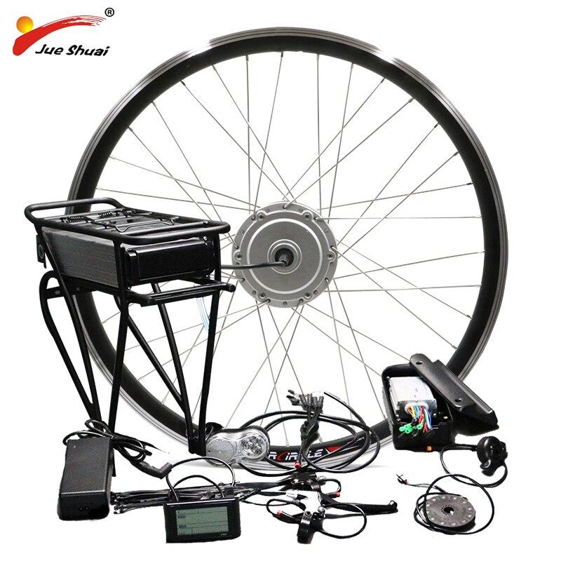BAFANG 8fun Kit Bicicleta Elétrica 36 V 48 V 250 W 350 W 500 W Motor Roda para 26