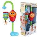 Fluxo N Preencher Divertido Banho De Bica Bath Toy Dos Desenhos Animados Do Bebê Crianças Brinquedo de Aprendizagem