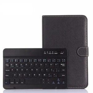 Для Samsung Galaxy Note 10 Plus чехол Беспроводная Bluetooth Универсальная клавиатура кобура для 6,8 дюймов мобильный телефон Бесплатная доставка