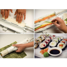 1 Pieces Factory Direct Sushi Production Mold Rice Ball Sushi Seaweed Rice Cooker Multi-purpose Cooking Tools With White Color