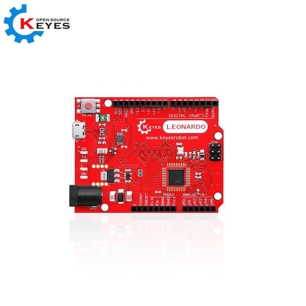 keyes leonardo R3 development board +1M Micro USB Cable compatible for arduino