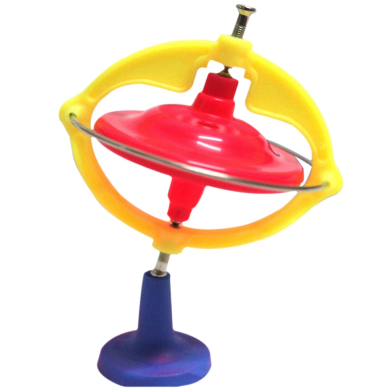 Funny Children Funny Classic Novelty Top Gyroscope Kids Toys Music LED Light Christmas Gifts