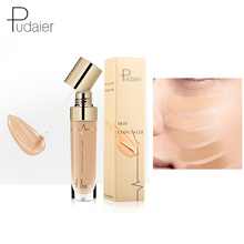 Pudaier Full Cover Liquid Concealer Waterproof Make Up Base Cosmetic Foundation Makeup Whitening Face Primer Cosmetics