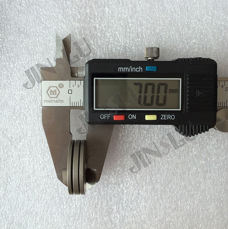 1 PCS Roller 0,6 0,8mm für Licht Duty Mig Schweißer Draht Feeder Motor MIG-195 Mig Schweißer