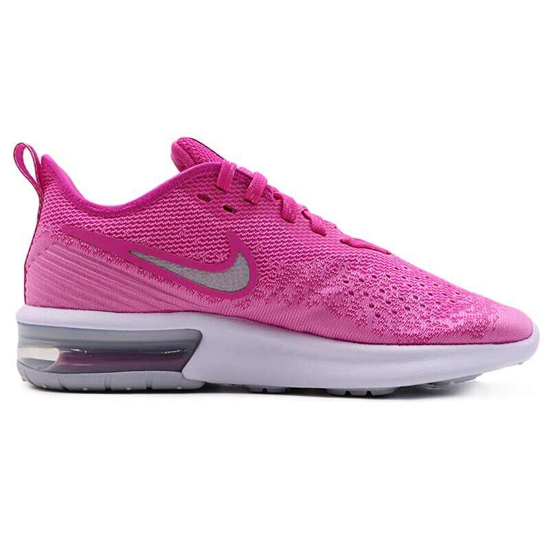Original New Arrival 2019 NIKE WMNS NIKE AIR MAX SEQUENT 4 Women's Running Shoes Sneakers