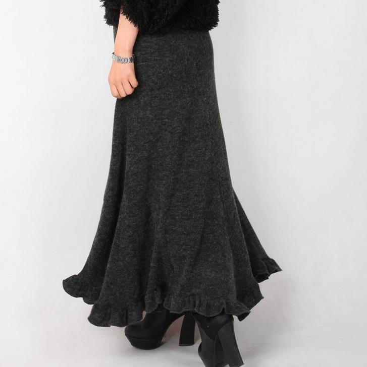 Popular Long Knitted Skirt-Buy Cheap Long Knitted Skirt lots from ...