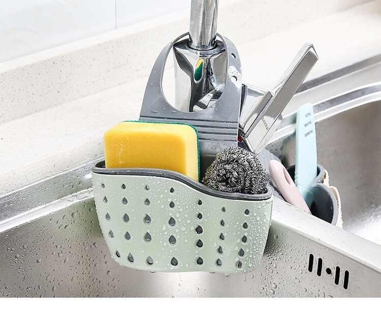 Kitchen Sink Sponge Holder.Detail Feedback Questions About Kitchen Sink Shelf Soap Sponge Drain