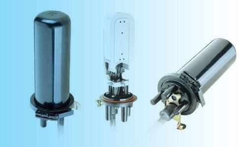 Grandway - D006 Fiber de câble fermeture Splice fermeture connecteur étanche boîtes rétractable
