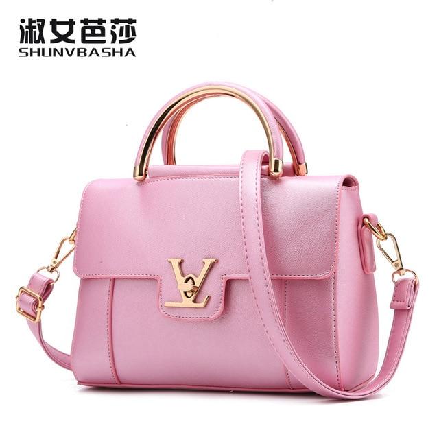 Fake Designer Bags V Women S Luxury Leather Clutch Bag Las Handbags Brand Messenger Sac